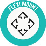 tankless fleximount