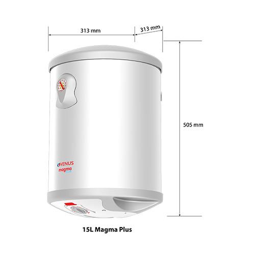 Magma Plus - 15