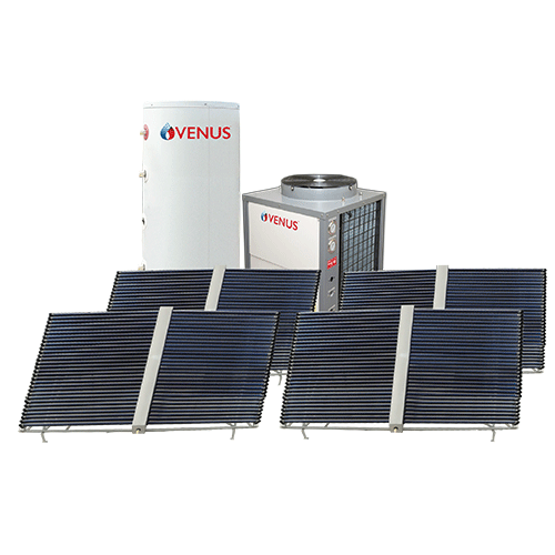 Solar & Heat Pump Combo