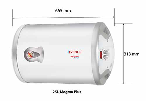 Magma Plus - Horizontal - 25