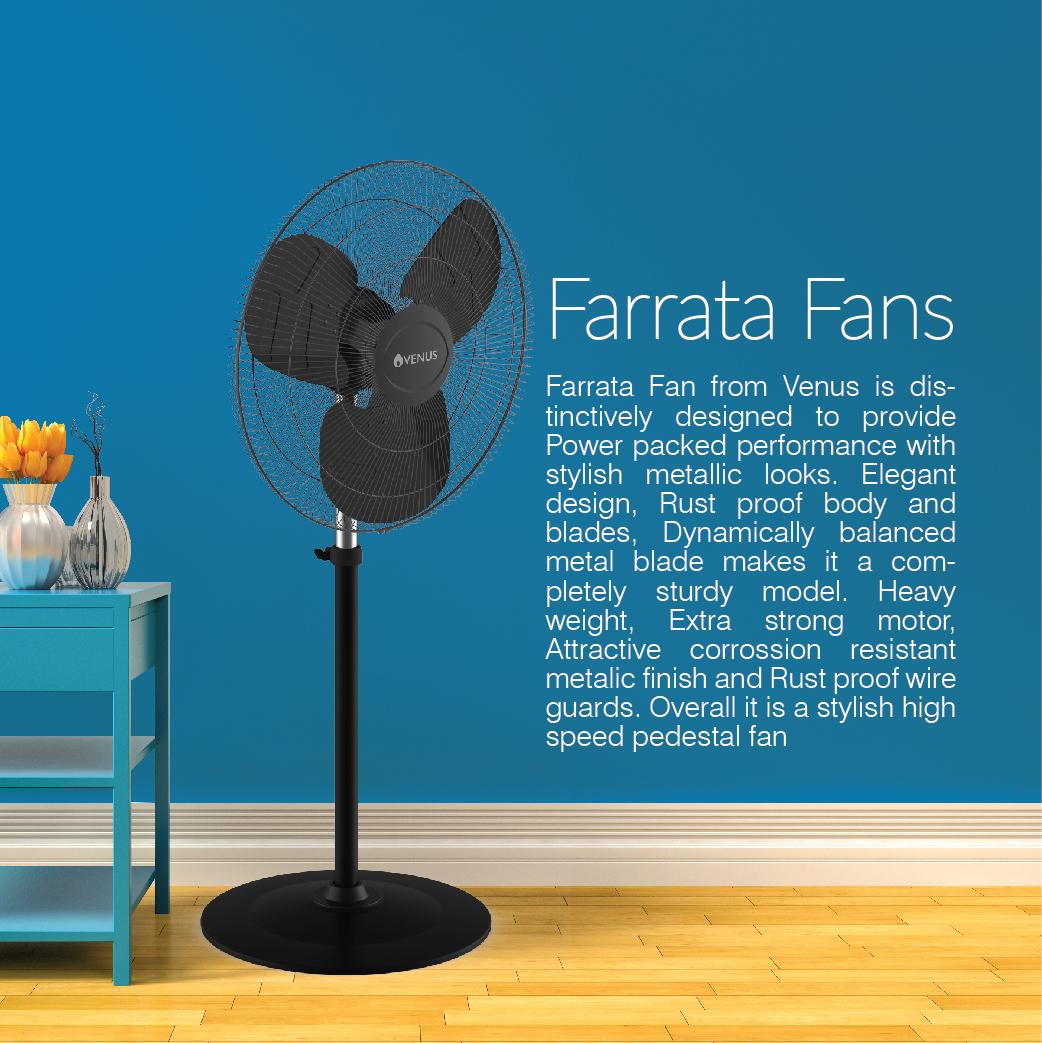 Cyclo Farrata Fans