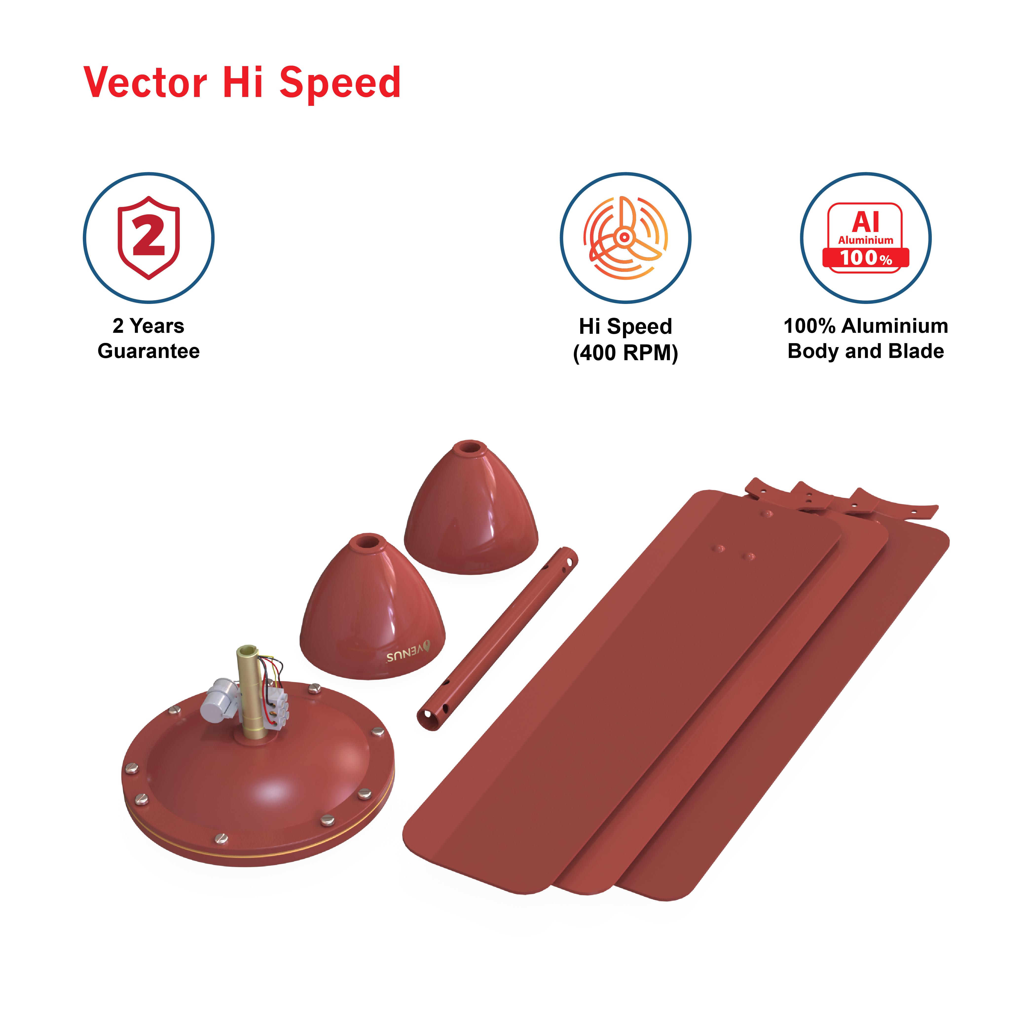 Vector-Hi-speed - V1050mm