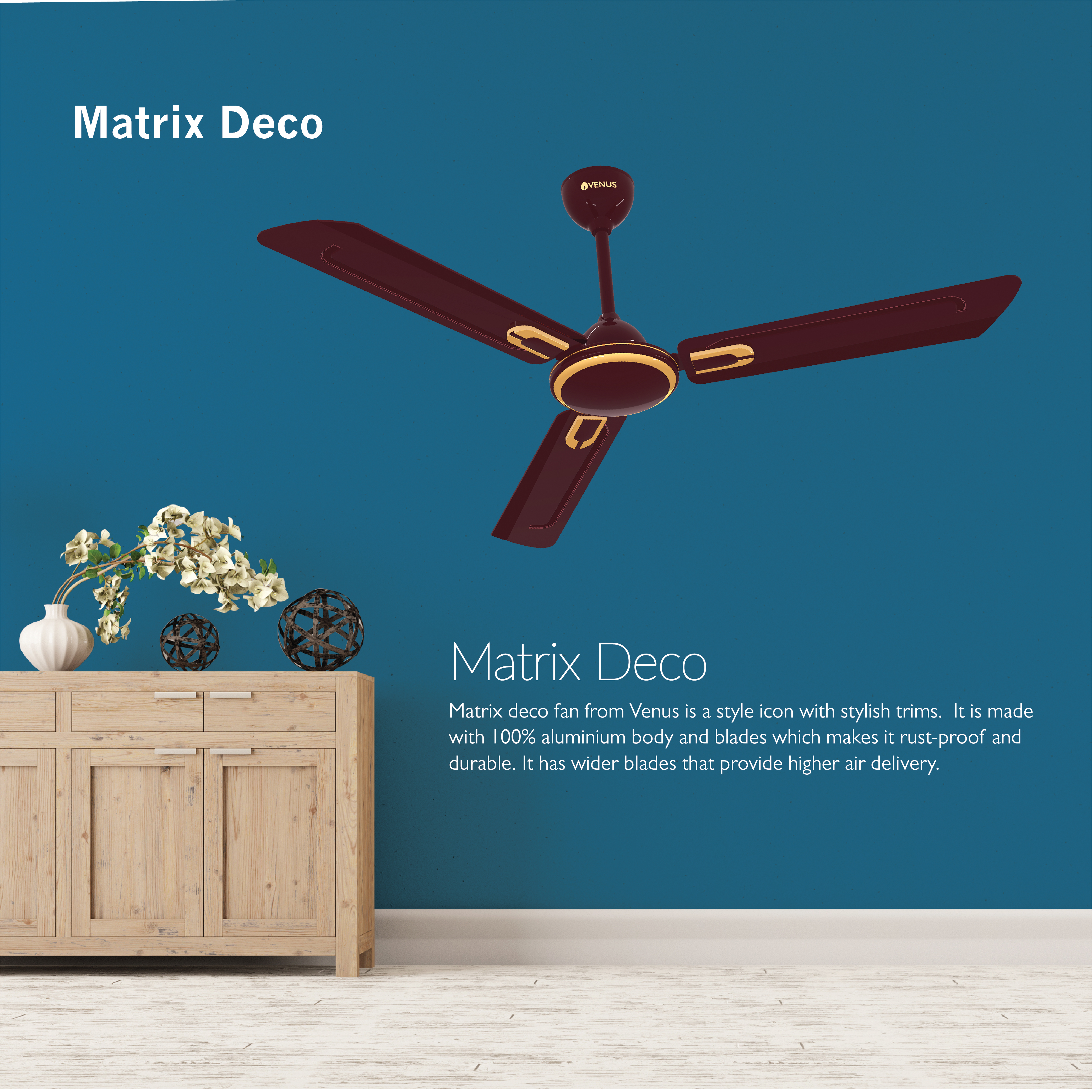 Decorative Collection - Matrix Deco - MD1200MM